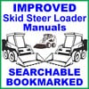 Thumbnail New Holland LS180 & LS190 Skid Steer Repair Service Manual - IMPROVED - DOWNLOAD