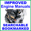 Thumbnail Collection of 2 files - Yanmar TNM 3TNM68 3TNM72 Industrial Engines FACTORY Repair Service Manual & Operators Manual - DOWNLOAD