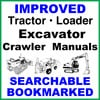 Thumbnail Case CX75SR & CX80 Crawler Excavator Service Workshop Manual - IMPROVED - DOWNLOAD