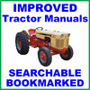 Thumbnail Case 430 440 530 540 Series Tractors Factory Operators Instruction Manual - IMPROVED - DOWNLOAD