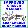 Thumbnail Case 845, 865 & 885 Grader FACTORY Service Workshop Manual - IMPROVED - DOWNLOAD