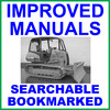 Thumbnail Collection of 2 files - 650K 750K 850K Series 2 Crawler Dozer Service Repair Manual & Operators Instruction Manual - IMPROVED - DOWNLOAD