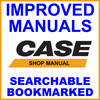Thumbnail IH Case Magnum MX210 & MX230 Tractor Service Repair Manual - IMPROVED - DOWNLOAD