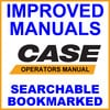 Thumbnail Case 584C, 585C & 586C Forklift Operators Owner Instruction Manual - IMPROVED - DOWNLOAD