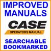 Thumbnail Case 584D, 585D & 586D Forklift Operators Owner Instruction Manual - IMPROVED - DOWNLOAD
