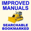 Thumbnail Collection of 2 files - Case 1850K Crawler Bulldozer Dozer Service Repair Manual & Operators Instruction Manual - IMPROVED - DOWNLOAD