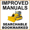 Thumbnail Collection of 2 files - Case 1850K Tier 3 Crawler Bulldozer Dozer  Service Repair Manual & Operators Instruction Manual - IMPROVED - DOWNLOAD
