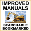 Thumbnail Case WX210 WX240 Hydraulic Wheel Excavator Service Repair Workshop Manual - IMPROVED - DOWNLOAD