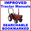 Thumbnail Case IH 234, Hydro 234, 244, 254 Tractor Service Shop Manual - IMPROVED - DOWNLOAD