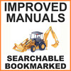 Thumbnail Collection of 2 files - Case 590SR 590 Super R Backhoe Loader Service Repair Manual & Operators Manual - IMPROVED - DOWNLOAD