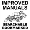 Thumbnail Collection of 2 files - Case 680C CK Loader Backhoe Operators Manual & Parts Catalog Manuals - IMPROVED - DOWNLOAD