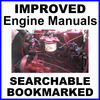 Thumbnail Collection of 2 files - IH 4-Cylinder BD154 Diesel Engine Service Repair Manual & Illustrated Parts Manual - IMPROVED - DOWNLOAD