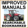 Thumbnail IH Case Farmall 95U Pro EP, 105U Pro EP, 115U Pro EP Service Repair Manual - IMPROVED - DOWNLOAD