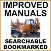 Thumbnail Collection of 2 files - Case 580G CK Loader Backhoe Operators Manual & Parts Catalog Manuals - IMPROVED - DOWNLOAD