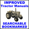 Thumbnail Collection of 2 files: IH International 856 Tractor Service Shop Manual & Operators Manual - IMPROVED - DOWNLOAD