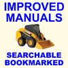 Thumbnail Case Alpha Series TR270 Compact Track Loader Illustrated Parts Catalog Manual - IMPROVED - DOWNLOAD