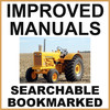 Thumbnail Collection of 2 files: IH International 21256 Tractor Service Shop Manual & Parts Catalog Manual - IMPROVED - DOWNLOAD