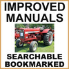 Thumbnail Case IH International 756 Tractors Service Shop Manual - IMPROVED - DOWNLOAD