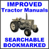 Thumbnail Case IH International 1456 Tractors Service Shop Manual - IMPROVED - DOWNLOAD