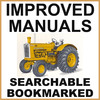 Thumbnail Case IH International 2706 Tractors Service Shop Manual - IMPROVED - DOWNLOAD
