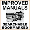 Thumbnail Collection of 3 files - Case 480E CK Backhoe Loader Factory Service Manual  & Operators Manual & Parts Catalog - IMPROVED - DOWNLOAD