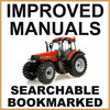Thumbnail Case IH MX150 MX170 MX150-170 Tractor Factory Service Repair Manual - IMPROVED - DOWNLOAD