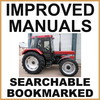 Thumbnail Case IH 743 745 844 845 743XL 745XL 844XL 845XL 856XL 956 956XL 1056 1056XL Tractor Service Manual - IMPROVED - DOWNLOAD