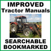 Thumbnail Collection of 2 files: Case IH 856XL 856 XL Tractor Service Manual & Parts Catalog - IMPROVED - DOWNLOAD
