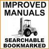 Thumbnail Collection of 2 files - Case 584C 585C 586C Forklift Operators Manual & Parts Catalog Manuals - IMPROVED - DOWNLOAD