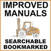 Thumbnail Collection of 2 files - Case 586H 588H Tier 4 Forklift Operators Manual & Parts Catalog Manuals - IMPROVED - DOWNLOAD