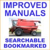 Thumbnail IH Case 2388 Axial-Flow Combine Illustrated Parts Catalog Manual - IMPROVED - DOWNLOAD