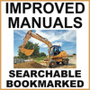 Thumbnail Case WX145 WX165 WX185 Excavator Owner Operators Instruction Manual - IMPROVED - DOWNLOAD
