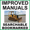 Thumbnail Collection of 3 files - John Deere 450H, 550H, 650H Crawler Dozer Operation & Test, Repair Technical Manual & Operator Manual