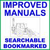 Thumbnail Case 570T Backhoe Loader Operators Instruction Manual - IMPROVED - DOWNLOAD