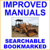 Thumbnail Collection of 2 files: Case 570MXT Tier 3 Series 3 Loader Landscaper Service Manual & Illustrated Parts Manual Catalog - IMPROVED - DOWNLOAD