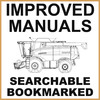 Thumbnail Collection of 2 files: IH Case Axial-Flow AFX8010 Combines Service Manual & Parts Manual - IMPROVED - DOWNLOAD