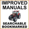 Thumbnail Collection of 2 files - IH Case Puma 165 180 195 210 Multicontroller Tractor Service Repair Manual & Operators Manual - DOWNLOAD