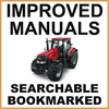 Thumbnail Collection of 3 files - IH Case Puma 210 Tractor Service Manual, Operators Manual & Parts Catalog - IMPROVED - DOWNLOAD