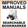 Thumbnail Collection of 3 files: Case Factory 580CK Construction King Forklift Service Manual, Operators Manual & Parts Catalog