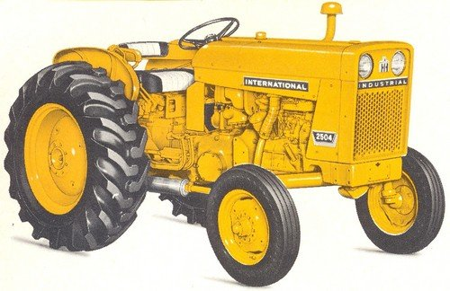 Pay for IH International Harvester 2504 Tractor Shop Workshop Service Repair Manual - DOWNLOAD