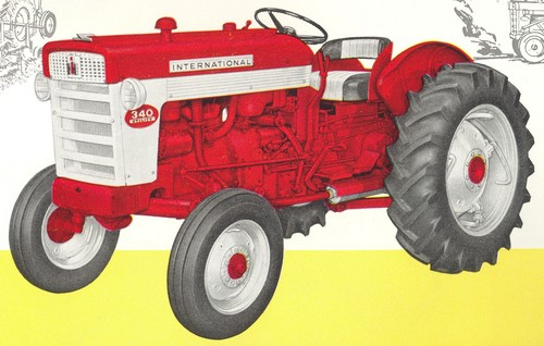 Pay for IH International Harvester 340 Tractor Shop Workshop Service Repair Manual - DOWNLOAD