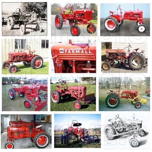 FARMALL Cub Tractor Preventive Maintenance Manual SEARCHABLE text -...