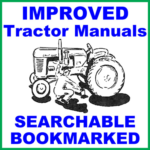 Pay for FARMALL Lo-Boy Tractor Preventive Maintenance Manual - IMPROVED - DOWNLOAD