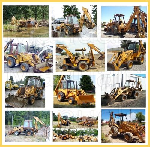 Pay for Case 580E 580SE Super E CK Tractor Loader Backhoe Forklift Digger SERVICE Repair MANUAL - DOWNLOAD