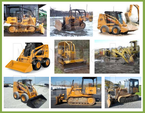 Pay for Case 450 Crawler Tractor Loader Backhoe Forklift Dozer Digger SERVICE Repair MANUAL - DOWNLOAD