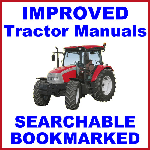 Pay for McCormick MTX Series TRACTOR Workshop SERVICE Repair MANUAL - #1 DOWNLOAD