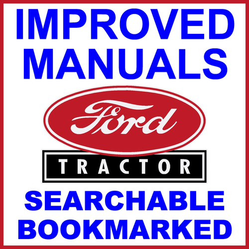 pay for ford 4000 agricultural tractor repair workshop service manual  1965-1975 - improved -