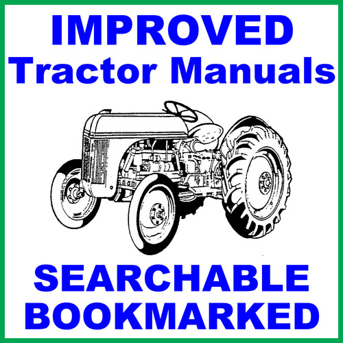 IH International Harvester FARMALL 130 140 Tractor Shop Service Manual IMPROVED DOWNLOAD