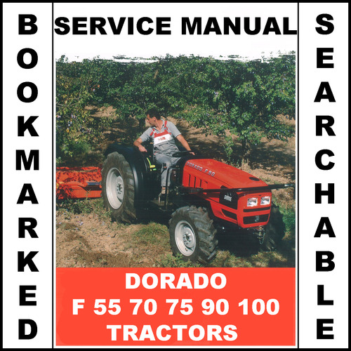Heavy Equipment, Parts & Attachments SAME DORADO F 55 70 75 90 100 ...