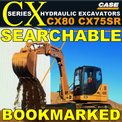 Documents ebooks archives page 2035 of 21104 pligg case cx75sr and cx80 hydraulic excavators service workshop manual download fandeluxe Images